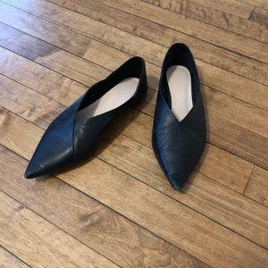 zara | ♠️ pointed toe flats ♠️